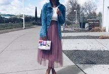 Fashion Inspiration / Pictures of fashionistas from around the web