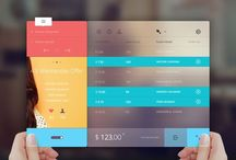 UI/UX / UI/X related elements that I might Use later to be inspired and design something