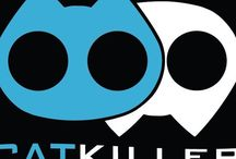 Cat-killer.com / Výroba a vývoj zbrani k sebeobraně, nože, pouzdra