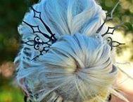 MAKE UP HAIR & NAILS
