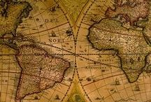 Old Maps and Ships