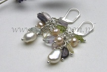 ~*~ VMCdesigns.nl - Earrings  ~*~ / Jewelry, beading, wirewrapping, chain maille