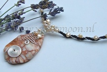 ~*~ VMCdesigns.nl - necklaces ~*~ / Jewelry, beading, wirewrapping, chain maille