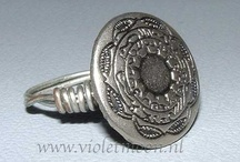 ~*~  VMCdesigns.nl - Rings  ~*~ / Jewelry, beading, wirewrapping, chain maille