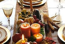 Thanksgiving & harvest time
