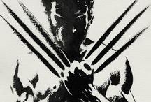 Heroes & Villians / by Gary Thurner Jr.