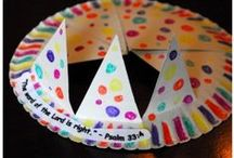 DIY for Kids! / DIY projects for kids to do--lots of crafting, painting, glue-ing and more!