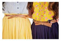 Spring & Summer Fashion / by Jackie Machina