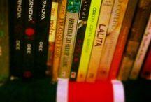 Pecinta novel  / Hampir semua novel aku suka