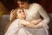 Emile Munier  / Émile Munier (2 June 1840 – 29 June 1895) was a French academic artist and student of William-Adolphe Bouguereau. Émile Munier was born in Paris and lived with his family at 66 rue des Fossés, St. Marcel. His father, Pierre François Munier, was an artist upholsterer at the Manufacture Nationale des Gobelins and his mother, Marie Louise Carpentier, was a polisher in a cashmere cloth mill.