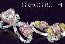 Gregg Ruth / A constant innovator and industry leading visionary, Gregg Ruth is dedicated to the creation of jewelry which is fashion-forward yet timeless and which can be worn and treasured for decades.  Visit Mucklow's Fine Jewelry to see this inspiring collection of fine jewelry.