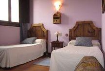Hostal Restaurante Jarpar / Estas son las instalaciones del Hostal Restaurante Jarpar, Grajera ( Segovia)