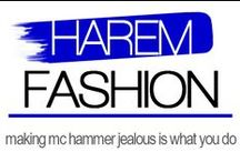 Harem Fashion / Harem leggings are known for their amazing comfort and very stylish design. They are ideal for the workplace, casual nights out or just out to lunch with friends or shopping