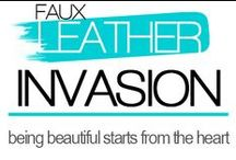 Faux Leather Invasion / Faux leather will make any outfit look chic. Add some edgy dynamic to your women's collection that will have you looking fabulous day and night.
