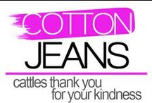 Cotton Jeans Leggings / Reinvent your wardrobe with our ultra soft Cotton Jeans Leggings that will give you an amazing fit and comfort