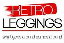 Retro Leggings