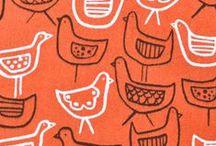 textile pattern / 패턴, 텍스타일