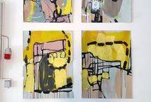 Paintings / www.anna-haber.com