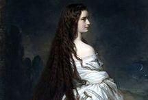 Sissi-Elisabeth of Austria / empress Elisabeth of Austria