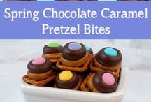 Easter Foods / Fun Easter food projects for you to make this holiday season!