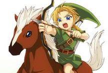 Toon Link / Toon link, child link, ect.