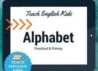 Alphabet / English for kids: Phonics, Activities, Ideas ...