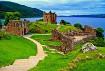 Travel to Ireland and Scotland