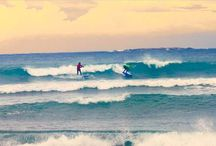 Surf in Crete / Surfing in crete