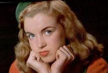 Norma Jeane /  When Marilyn were still still Norma Jeane.