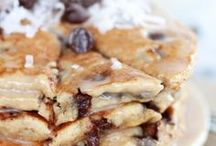 No Sugar Breakfast / Breakfast ideas eg. pancakes, parfaits, fruit