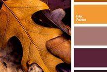 Colours / Farbpaletten, Ideen für Farbkombis, inspirierende Farben, gewusst wie.