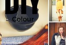 Hair Products / Haarprodukte für feines Haar und trockenes Haar, Peeling für deine Haare, Farbideen für deine Haare