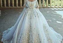 Wedding Dresses / Hochzeitskleider Ideen