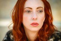 Red Hair / Rote Haare inspirieren die Welt. Mehr rothaarige Mädels bitte