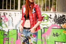 Streetwear Styles / Lässige Streetwear Inspiration