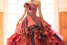 Dresses / Kleider machen Leute, Inspiration für jedes Mädchen in uns :)