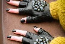 Glove's Love / Handschuhkreationen von DIY bis über zu edlen Markenprodukten