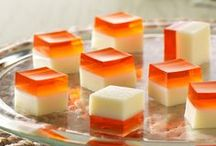 JELL-O JIGGLERS / Who says you can't play with your food? With these fun JELL-O Jigglers recipes, you and your kids will be snacking and laughing at the same time. It'll be everyone's new favorite snacktivity!
