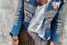 Jacken Styles / Modeinspiration mit verschiedenen kurzen Jacken