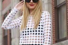 Durchsichtige Styles / Durchsichtige Looks für Fashionbegeisterte