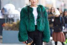 Fake Fur Styles / Unechtes Fell, ein Trend der nie wieder gehen sollte