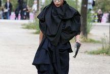 Black/White Styles / Schwarz-Weiß Looks, Kreationen und Inspiration für modebewusste Menschen