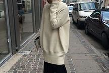 Oversize Styles / Übergroße Fashionlooks