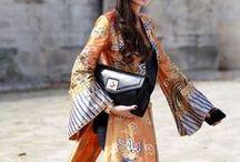 Asia Style / Asiatische Mode