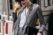 Blazer Styles / Tolle Blazer Looks zum Nachstylen