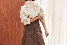 Strick Styles / Strick- der Klassiker, warmhaltende Mode für jedermann