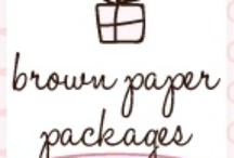 Nifty Gifties / Creative DIY gift guide for the holidays or any time. / by Alicia Lovell