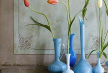 amazing flowers, tablescapes, containers / Nature's divine palette at our fingertips / by CC Taylor Harris