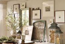 "Decorating Ideas / ""Where we love is home, Home that our feet may leave, but not our hearts."" ~~ Oliver Wendell Holmes 