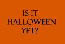 Halloween!!! / by Jill Williams